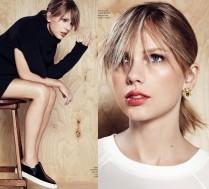 Naturalna Taylor Swift w niemieckim