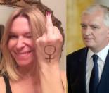 Facebook usunął wpis Młynarskiej o aborcjach!