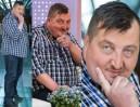 Rolnik bez żony schudł 20 kilogramów! Widać? (ZDJĘCIA)