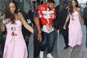 Rihanna i Drake znowu mają romans?! (ZDJĘCIA)