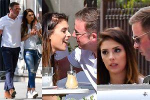 Klaudia Halejcio na randce z nowym chłopakiem! (ZDJĘCIA)