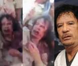 Tak wyglądały OSTATNIE CHWILE ŻYCIA Kaddafiego! Nagrano je na wideo...