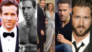 Ryan Reynolds kończy dziś 40 lat (ZDJĘCIA)