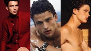 Ciacho Tygodnia: kanadyjski supermodel Simon Nessman (ZDJĘCIA)