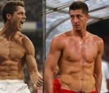 Cristiano Ronaldo czy Robert Lewandowski? (FOTO)