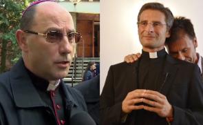 Arcybiskup o księdzu-geju: