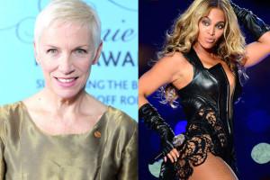 """Annie Lennox do Beyonce: """"Potrząsanie pupą to nie feminizm"""""""