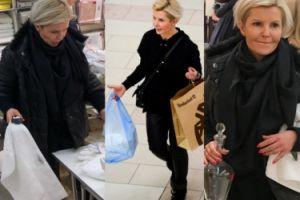 Joanna Racewicz na zakupach w centrum handlowym (ZDJĘCIA)