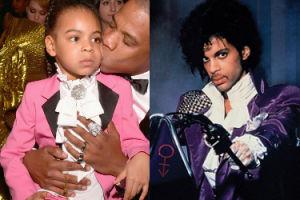 5-letnia Blue Ivy w stylizacji na... Prince'a? (ZDJĘCIA)