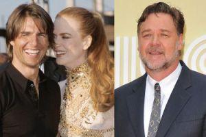 Tom Cruise szpiegował Russella Crowe, bo podejrzewał go o romans z Nicole Kidman?!