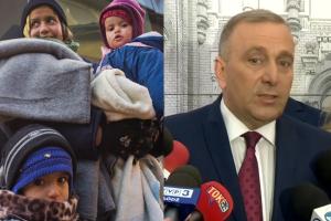 """Schetyna już zmienił zdanie… i chce przyjmować uchodźców. """"To kilkadziesiąt osób. Matki z dziećmi z obozów w Grecji i Włoszech!"""""""