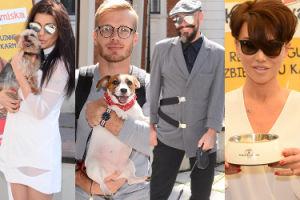 Węgrowska, Jacyków i trapezowa fryzura Paulli zachęcają do zbierania karmy dla psów (ZDJĘCIA)