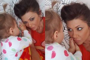 Iwona Węgrowska z córką (FOTO)
