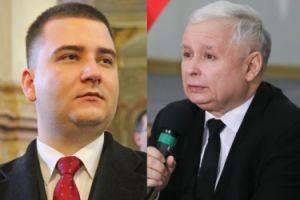 """Jarosław Kaczyński ZAWIESIŁ MISIEWICZA! """"Powołamy KOMISJĘ ŚLEDCZĄ do zbadania całej sprawy!"""""""