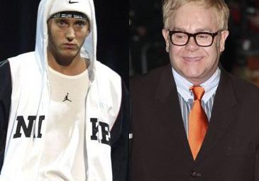 Elton John wyciągnie Eminema z nałogu?!