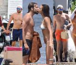 Irina Skayk w bikini i napakowany Bradley Cooper we Włoszech (ZDJĘCIA)