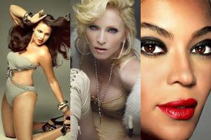 """""""Magia Photoshopa"""": Te celebrytki nigdy tak nie wyglądały! (ZDJĘCIA)"""