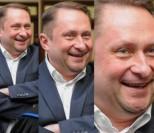 Szczęśliwy Kamil Durczok na kolejnej rozprawie (ZDJĘCIA)