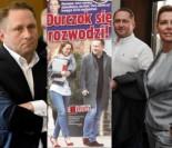 """""""Super Express"""": """"Durczok SIĘ ROZWODZI!"""""""