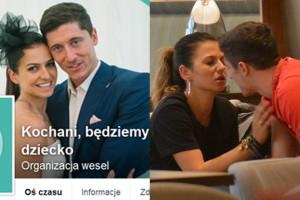"""Lewandowscy: """"Kochani, BĘDZIEMY MIELI DZIECKO!"""""""