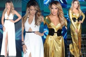 """Kazadi w dwóch kreacjach w finale """"X Factor""""! (ZDJĘCIA)"""
