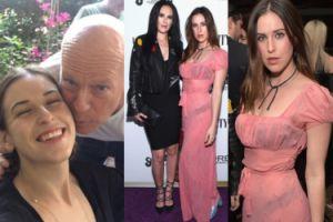 Córka Bruce'a Willisa POKAZAŁA BIELIZNĘ na czerwonym dywanie! (ZDJĘCIA)