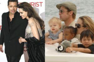 """Pitt i Jolie doszli do porozumienia w sprawie opieki nad dziećmi. """"Wizyty ojca będą się odbywać pod okiem terapeutów"""""""