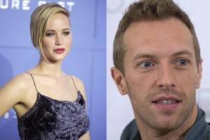 Jennifer Lawrence spotyka się z Chrisem Martinem?