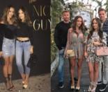 """Sara Boruc i Marina Łuczenko na wakacjach w Los Angeles. """"Jak bliźniaczki, albo jak kto woli klony"""" (ZDJĘCIA)"""