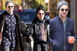 Robert Pattinson na planie nowego filmu