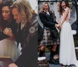 Tak wyglądał ślub Julii Pogrebińskiej z o 20 lat starszym joginem. Ładna suknia? (ZDJĘCIA)