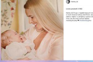 """Hanna Lis o córce: """"Dla mnie zawsze będzie malutką Anulką"""""""