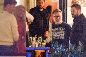 Karolak, Olszówka i Saramonowicz bawią się w restauracji (ZDJĘCIA)