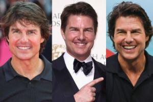 """Tom Cruise chce sobie zrobić lifting! """"Chciałby być lekko młodszą wersją samego siebie"""""""