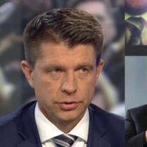 """Petru o Kaczyńskim: """"Skąd u niego tyle zła? Może w kwestii aborcji ma zobowiązania wobec Rydzyka"""""""