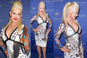 """Aguilera: """"Mam ciało zmienione dwoma ciążami"""" (ZDJĘCIA)"""