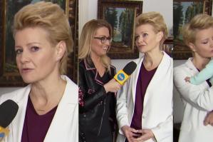 """Kożuchowska skromnie o sobie: """"Matka i bizneswoman, to dla mnie nic nowego!"""""""