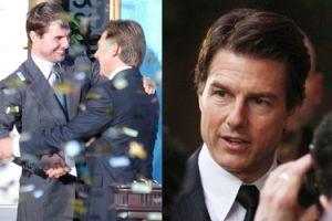 Tom Cruise ufundował scjentologom kościół?