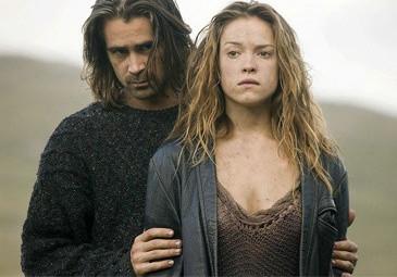"""Alicja i Colin na planie """"Ondine""""! (ZDJĘCIA)"""