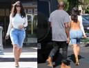 Kim w PODARTYCH spodniach… (ZDJĘCIA)