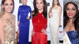 Popielewicz (Hyży), Tumala i Bieńkowska na gali Miss Polski (ZDJĘCIA)