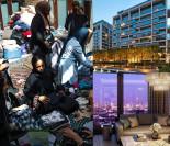 """Ofiary pożaru w Londynie mają zamieszkać w luksusowym budynku. Jego lokatorzy są wściekli: """"NIE CHCEMY ICH TU!"""""""