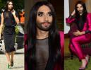 Conchita Wurst przyleciała do Polski! (ZDJĘCIA)