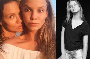 "Kinga Rusin: ""Moja córka nie robi kariery w modelingu"""