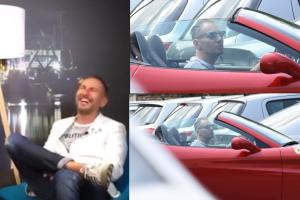"""Gojdź: """"Rok temu przechodziłem obok salonu Ferrari, wszedłem w podartych dżinsach!"""""""