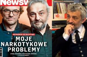 """Raczkowski: """"Z ćpunem, który dobrze zarabia, nie da się nic zrobić!"""""""