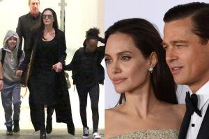 Angelina Jolie i Brad Pitt przeprowadzają się do Europy!
