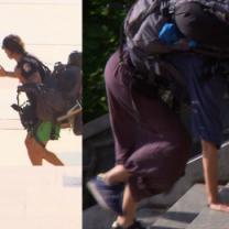 "Majdan do Rozenek: ""Chodź tu ku*wa! Daj plecak!"""