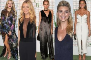 Gwyneth Paltrow, Kate Hudson i Nicole Richie na imprezie w Hollywood! (ZDJĘCIA)