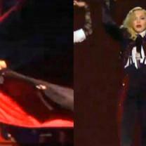 Madonna spadła ze schodów na scenie!